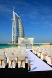 Arabe d'Al de Burj Image libre de droits