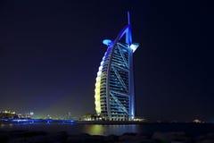 Arabe d'Al de Burj Photographie stock libre de droits