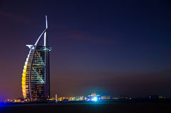 Arabe d'Al de Burj Photo libre de droits