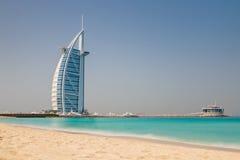 Arabe d'Al de Burj Photos stock