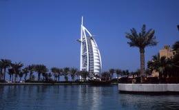 Arabe d'Al de Burj Photo stock