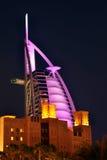 Arabe d'Al de Burj, Dubaï Images stock