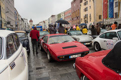 Arabella Classics Rally Royalty Free Stock Photography