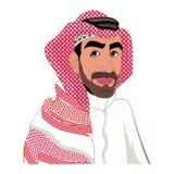 araber Stockbild