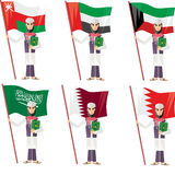 araber Lizenzfreie Stockfotos