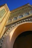 Maroko arabesk obrazy stock