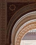 arabesk warstew marmur obrazy stock