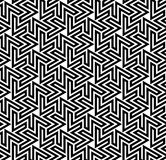 Arabeske-optisches Muster Lizenzfreie Stockbilder