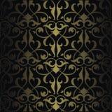 arabeskowego tła kolorowy bezszwowy Zdjęcia Royalty Free