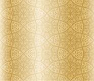 arabeskowy bezszwowy sepiowy starshaped