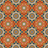 arabesque πρότυπο άνευ ραφής Στοκ εικόνα με δικαίωμα ελεύθερης χρήσης