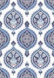 arabesque πρότυπο άνευ ραφής Στοκ Εικόνες