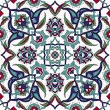 arabesque πρότυπο άνευ ραφής Στοκ Φωτογραφία