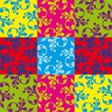 arabesque χρωματισμένος ελεύθερη απεικόνιση δικαιώματος