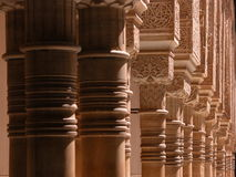 Arabesque 2. Alhambra, Spain Stock Image