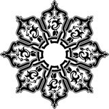 arabesque Imagem de Stock Royalty Free