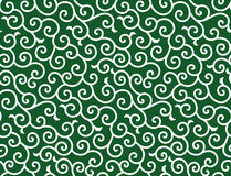 Arabesque background. Background of swirl. Vector illustration Stock Images