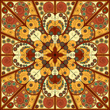 Arabesque background Royalty Free Stock Images