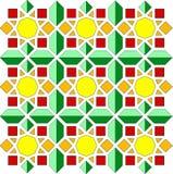 Arabesque de la textura del ornamento Foto de archivo