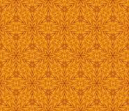 Arabesque decor. Seamless pattern vector. Illustration symmetry Stock Photography