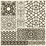 Arabesque Designs Royalty Free Stock Images
