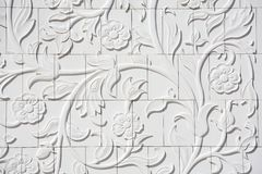 Arabesque: elementos del diseño de jeque Zayed Mosque fotografía de archivo libre de regalías
