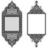Arabesque Frames Royalty Free Stock Image