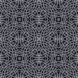 Arabesque Geometric Seamless Pattern Royalty Free Stock Images