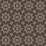 Arabesque Inspired Seamless Pattern Royalty Free Stock Photos