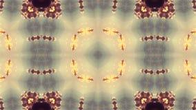 Arabesque 4K mandala Geometría antigua Círculos mágicos Explosión Salida del sol Caleidoscopio Ilusiones ópticas ilustración del vector