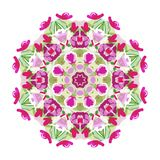Arabesque ornament for your design Royalty Free Stock Images