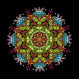 Arabesque ornament for your design Stock Images