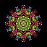 Arabesque ornament for your design Stock Photos