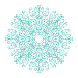Arabesque ornament for your design Stock Photography