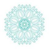 Arabesque ornament for your design Stock Image