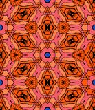 Arabesque pattern design Stock Photo