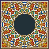 Arabesque pattern Stock Photography