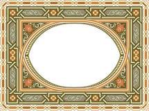 Arabesque pattern vector illustration
