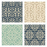 Arabesque Pattern Set Stock Image