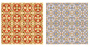Arabesque patterns seamless Stock Photos