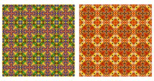Arabesque patterns seamless Royalty Free Stock Photography