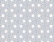 Arabesque seamless beautiful background pattern Royalty Free Stock Photography