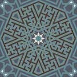 Arabesque seamless pattern Royalty Free Stock Photo
