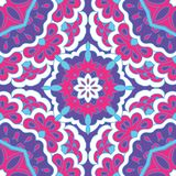 Arabesque seamless pattern. Royalty Free Stock Photography