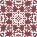 Arabesque seamless pattern. Stock Photo