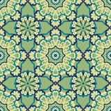 Arabesque seamless pattern. Royalty Free Stock Photos
