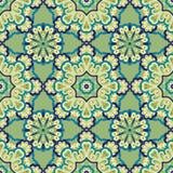 Arabesque seamless pattern. Royalty Free Stock Photos