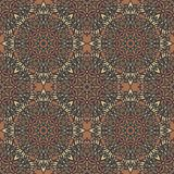 Arabesque seamless pattern. Stock Photos