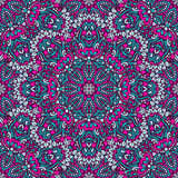 Arabesque seamless pattern. Royalty Free Stock Photo