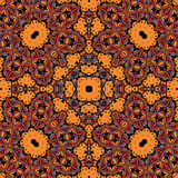 Arabesque seamless pattern. Background vintage Royalty Free Stock Photography